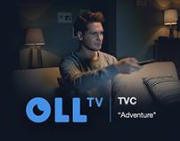 "Oll TV. TVC ""Adventure"""