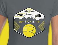 Emily Reed Ironman T-Shirt