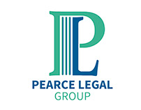 Pearce Legal Group Logo Design