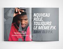 Magazine Canadiens / Open Spread