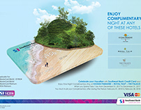 Creative Ads for Southeast Bank