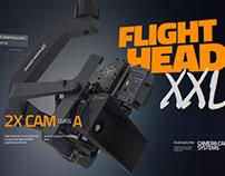 Filmotechnic - The Flight Head product lineup