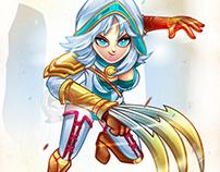 Natalia- Mobile Legends Fan Art