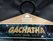 Kaffa Roastery: Gachatha and Chorongi coffee labels