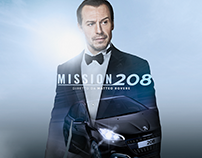 MISSION 208 / Peugeot