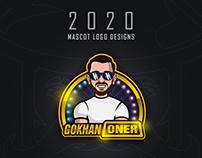 Levien - 2020 Mascot Logo Designs
