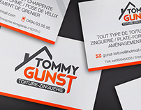 Tommy Gunst / Business Card