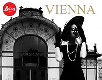 "my new Exhibition ""VIENNA"""