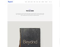 Portfolio Item - Beyond WordPress Theme
