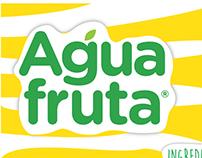 Agua Fruta