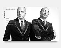 Frankie Morello's web design.