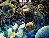 "Spaceslug ""Time Travel Dilemma"" cover artwork"