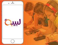 Labeeba I Logo & App Design