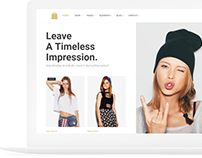Seller eCommerce WordPress Theme - WooCommerce
