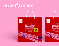 Olive Young 2020 Awards&Festa