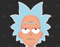 Rick and Morty Fanart