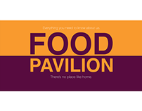 FOOD PAVILION - A BRAND IDENTITY PROJECT