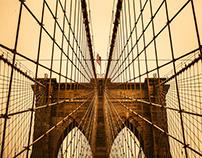 Brooklyn Bridge by Day