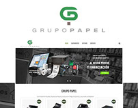 GrupoPapel Web