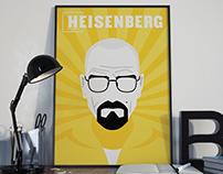 Heisenberg Print