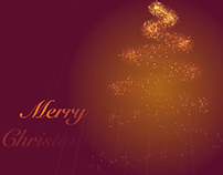 Merry Christmas - Tree animation