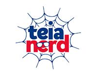 Teia Nerd - Trabalho de Conclusão de Curso (TCC)