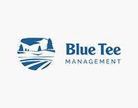 Blue Tee Management Logo