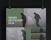 New German Film Poster