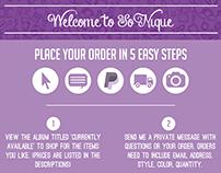 Fiverr Order: Order Process Explainer Poster