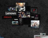 Lenovo - Prezi Presentation