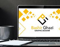 Bashir Ghazi Branding