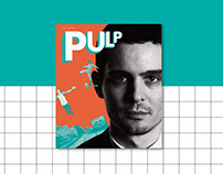 Pulp | Projeto Editorial