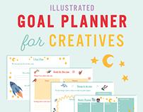 Illustrated Goal Planner