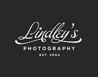 Lindley's Photography Logo Design