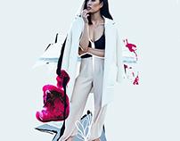 CHANGE IN TIDE: fashion illustrator + fashion blogger
