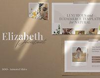 Elizabeth Powerpoint Template