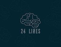 24 LINES