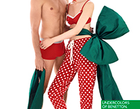 UNITED COLORS OF BENETTON christmas 16