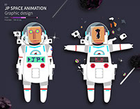 2013 JP Logo Animation - UNIVERSE