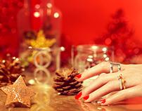ELENA BOFFI   ADV Campaign - Christmas Edition