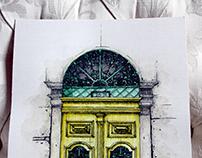 """""""Puerta nº1"""""""