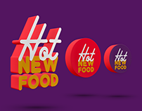 Branding Hot New Food