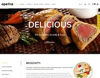Apetine - Responsive Food & Restaurant Shopify Theme