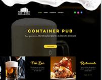 Projeto Container Pub