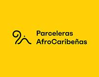 Parecelras AfroCaribeñas Brand Development