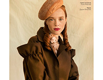 Bread story for Fashion Collection mag