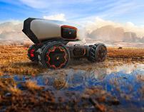 Mars-X1 Revolutionary Pickup Truck