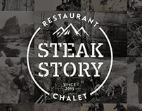 Restaurant corporate identity
