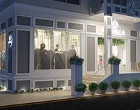 Luxury shop  Dubai Jumiera