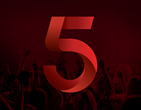 5inco Produtora - Branding
